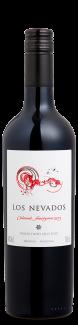 Foto da garrafa do vinho tinto Los Nevados Cabernet Sauvignon