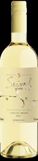 Foto da garrafa do vinho Sauvignon Blanc