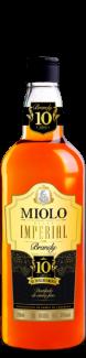 Foto da Garrafa do Brandy Imperial Miolo