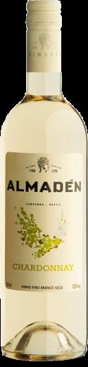 Foto da Garrafa do Vinho Almadén Chardonnay