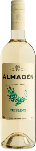 Foto da Garrafa do Vinho Almadén Riesling