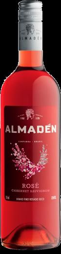 Foto da Garrafa do Vinho Almadén Rosé