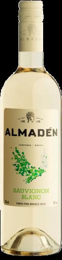 Foto da Garrafa do Vinho Almadén Sauvignon Blanc