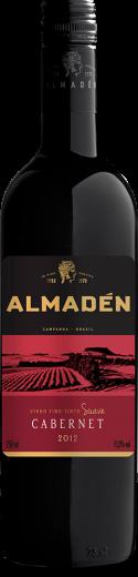 Foto da Garrafa do Vinho Almadén Tinto Cabernet